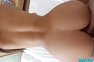 Date Wedge - French bombshell fucked for ages c in depth on on e get on in Bali - Part 2