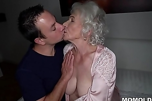 Regard quiet, my husband'_s sleeping! - Best granny porn ever!