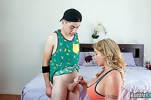Unthinking MILF wishes Teen Dick