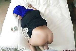 hijab porn fucking ass