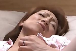 japanese milf anal masturbation