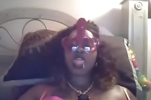 bdsm roasting bbw housewife sucking candypop find agreeable a dick pt.1