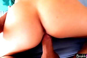 Bratty Sis - Cock Teasing StepSis Receives Cunt Creamed S7:E6