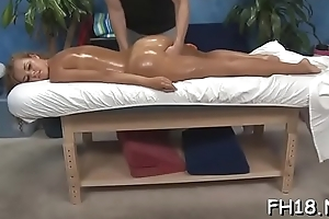 Charming babe receives a hard fuck after a carnal knead