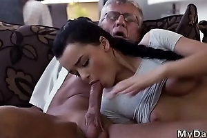 Age-old granny shaved together with man fuck youthful xxx What would you choose -