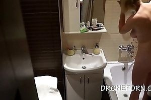 Cute teen Brigitta Secretive camera