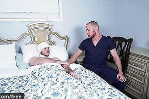 Brendan Phillips and Noah Jones - Soap Studs Part 3 - Drill My Hole - Trailer private showing - Men.com