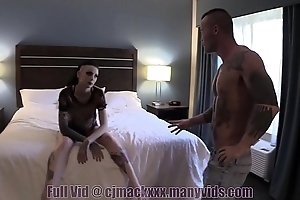 Slutty Teen Sister Objurgative Smoking
