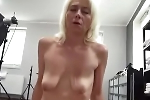 Mature POV wannabe a porn superstar