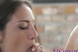 Babes mouth spunked in