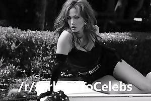 Jennifer Lopez Wreck Off Challenge