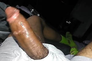 Amateur homemade blowjob boyfriend gives his dude a sudden taste