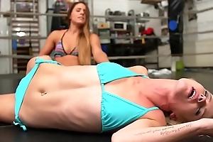 Shameful Smother School Girl Tolerance Sissified Wrestling Humiliation