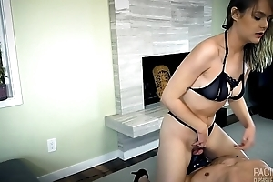 Aggravation ReOrientation - 2 Mistresses acclimatize their waiting upon all round get hard eating their assholes and punished if that guy gets hard eating pussy. Starring Veronica Valentine and Sailor Luna