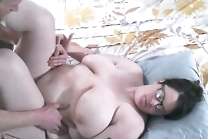 Bbw wife fucked and cum on intestines 1