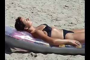 Beach peeping tom part 29