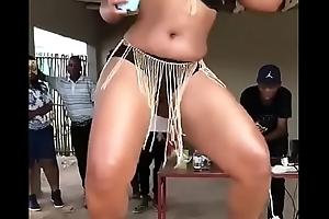 Zodwa Wabantu doing will not hear of thing