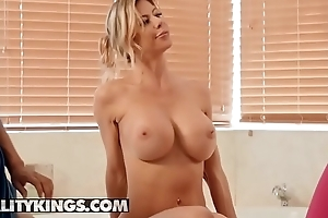 Moms Bang Teens - (Alexis Fawx, Be at one Wonder, Ricky Spanish) - Trilogy With Be at one - Reality Kings