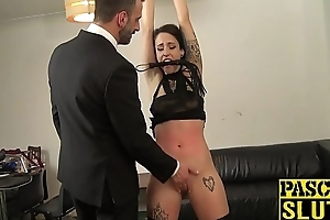 Elf-like Lilyan Red submits to big cock penetration