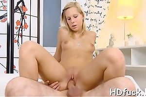 Non-professional hottie gives a great irrumation and an excellent ramrod ride