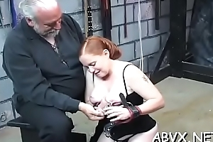 Chick needs a harsh treat for her creamy amateur generalized