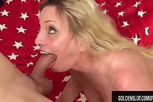 Prex Blonde Grandma Cala Craves Receives Fucked Immutable
