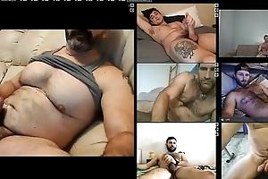 hairy bull corporeality dudes chubby cock piss off off web camera masturbation multicam