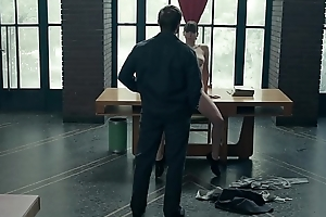 Jennifer Lawrence - Strips naked surrounding Red Sparrow (uploaded unconnected with celebeclipse.com)