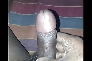 Straight penis