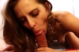Lust avidity mama fucks stepson after a long time dad'_s dead