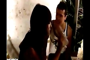 Lola, Pornostar argentina cordobesa enfiestada en un asado