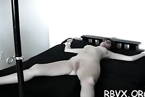 Ditry doxy acquires totally numerable and titillated by a toy
