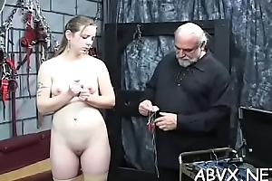 Big tits chicks extreme thraldom mediocre porn play