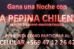 Pasa una Noche entera curry Arctic Pepina Chilena la reina del porno chileno