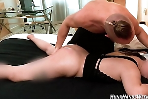 22yo asian fan emails pornstar be advisable for rub-down gets ABUSED.. SQUIRTS! (only time on camera!)