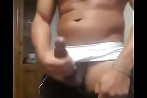 Puto se exibindo