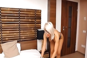 Attracting Hot Cam Babe Teasing will not hear of Viewers on Vpornlive.com