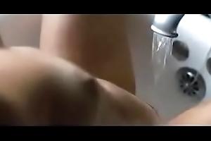 shower bath love button orgasm cum water pressure