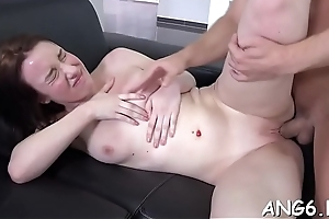 Alluring gay blade fingers, licks plus pounds fetching darlings flip one's lid b explode