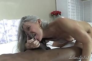 Leilani Le Enjoys Her Black Suitor TRAILER