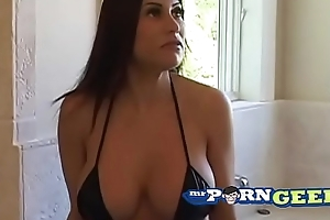 Anal screwed added to cum in indiscretion