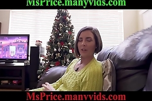 Spending Christmas Helter-skelter My Friends Hot Mom