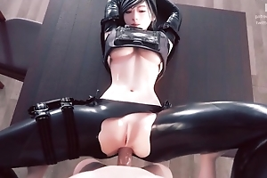 Amazing 3D cartoon with X sweethearts and sexy anal scenes